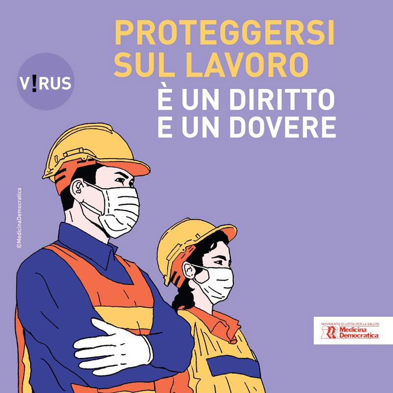 """""""I racconti ai tempi del Covid19"""", l'iniziativa dei Tecnici della Prevenzione per capire come è cambiata la professione"""