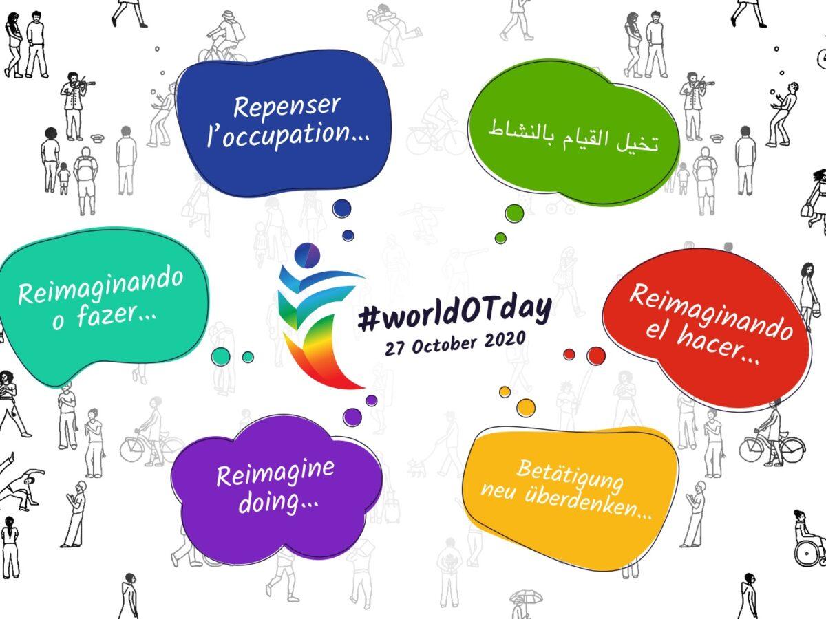 """""""Reinventare il fare"""", il 27 ottobre si celebra la Giornata mondiale della Terapia Occupazionale"""