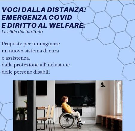 """""""Emergenza Covid e diritto al welfare"""": il 10 marzo giornata di ascolto delle associazioni per una """"nuova alleanza"""" tra professionisti e pazienti"""