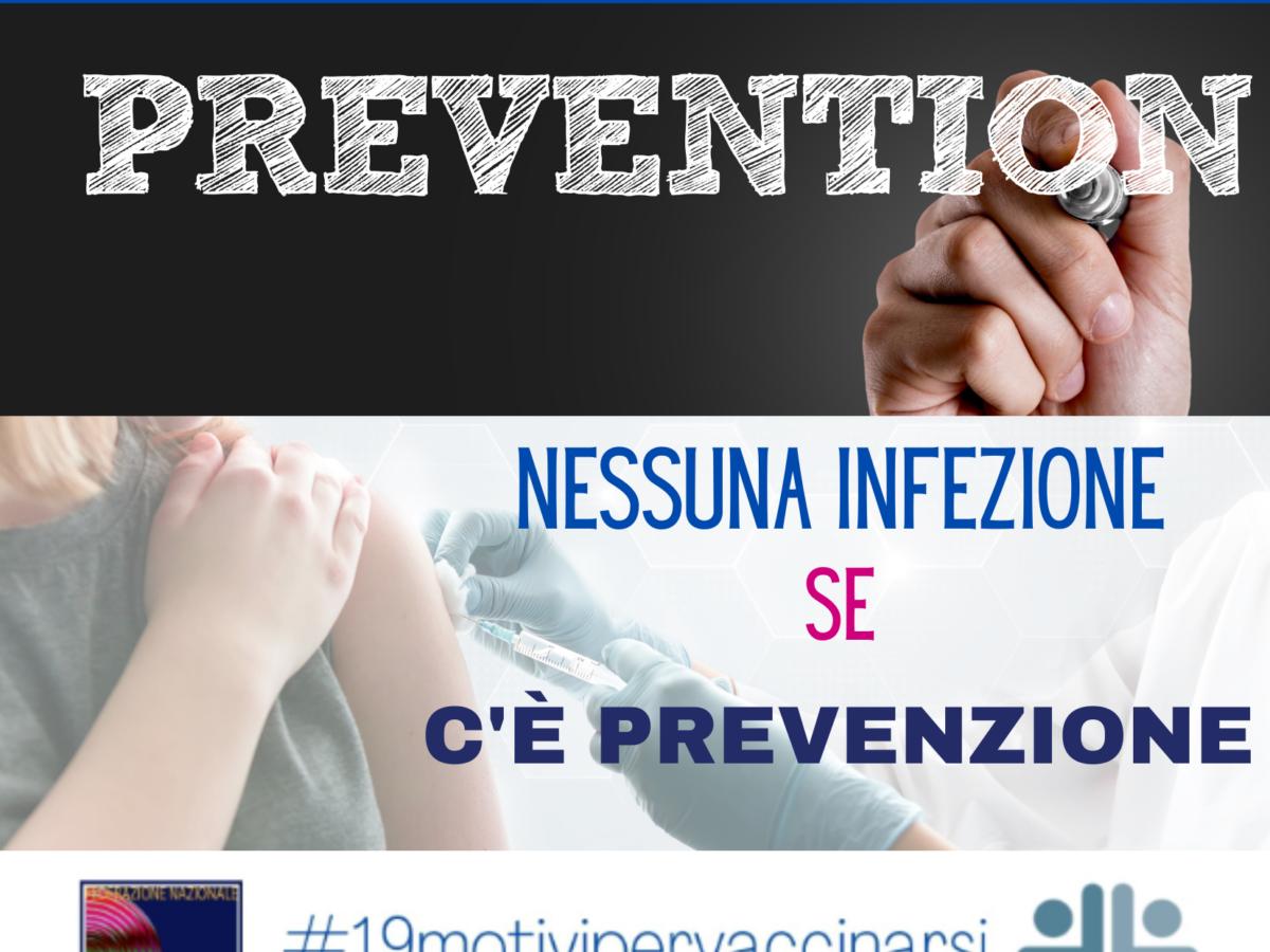 #19motivipervaccinarsi, parte la campagna social per sensibilizzare sulla vaccinazione anti Covid