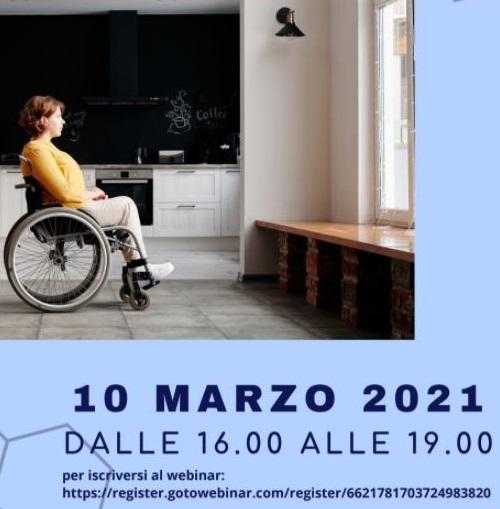 """""""Emergenza Covid e diritto al welfare"""". Il 10 marzo giornata di ascolto dell'Ordine di Roma con le associazioni dei familiari di persone con disabilità"""
