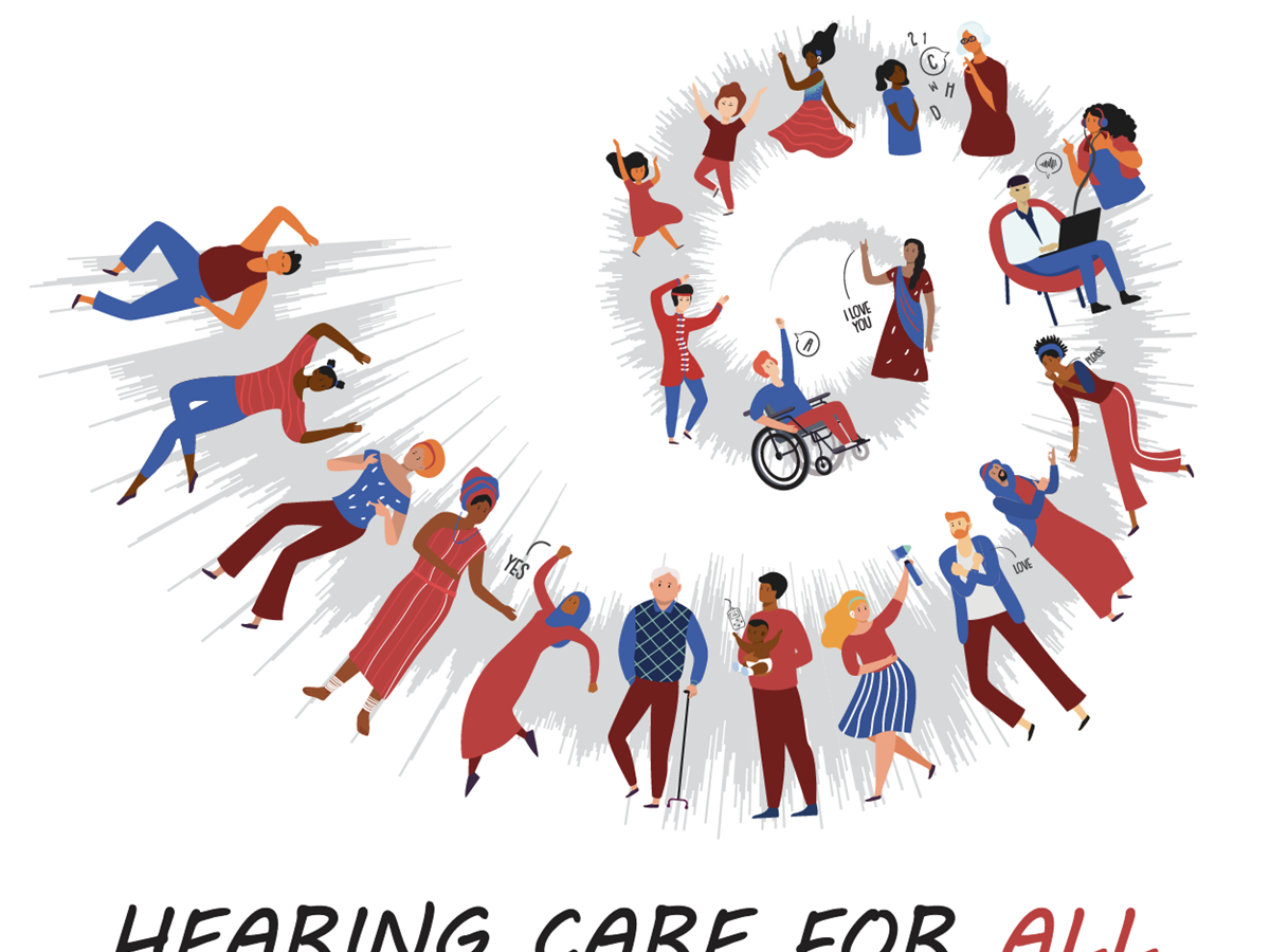 Il 3 marzo la Giornata Mondiale dell'Udito, maratona online per sensibilizzare sui disturbi uditivi e sulla prevenzione