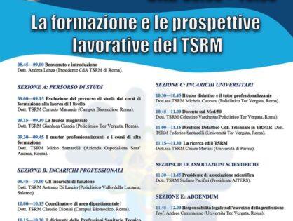 Dal mondo del lavoro all'informatica, i TSRM lanciano una serie di webinar formativi. E il corso di inglese scientifico è aperto a tutti gli iscritti all'Ordine